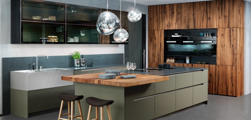 INTUO Finiso kitchen