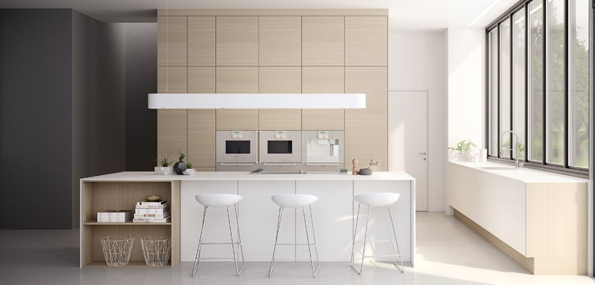 Sigdal Amfi kitchen